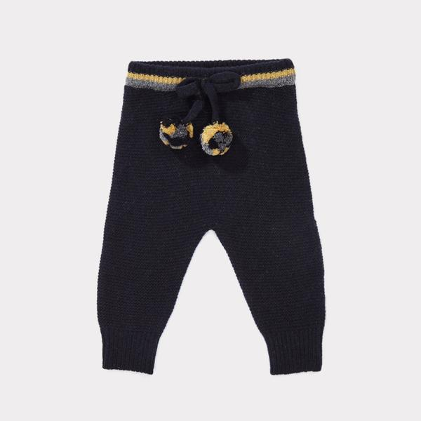 Baby Navy Trousers