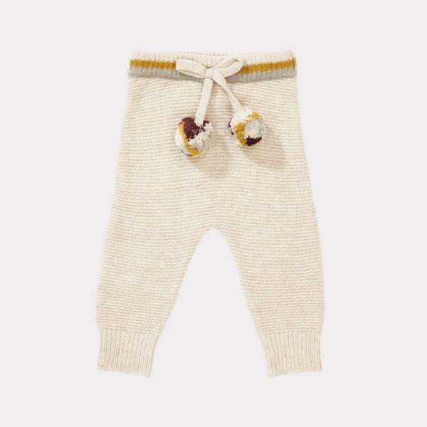 Baby Cream Trousers