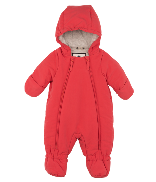 Baby Red Babysuit