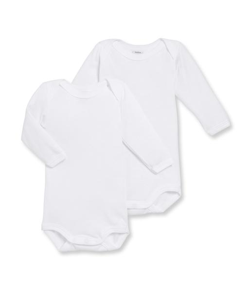 Baby Boys White Cotton Sets