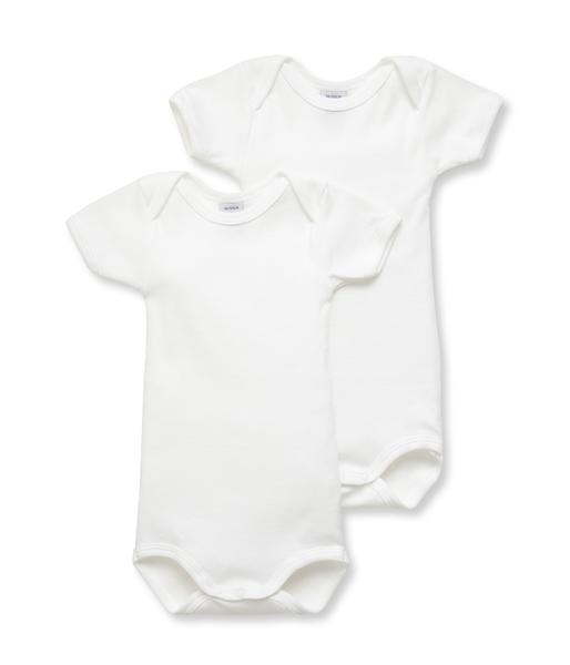 Baby Boys & Girls White Cotton Sets