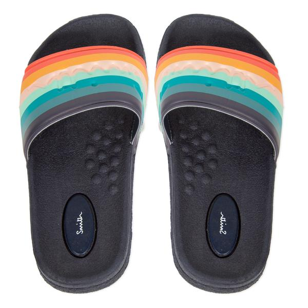 Boys Dark Blue Sandals