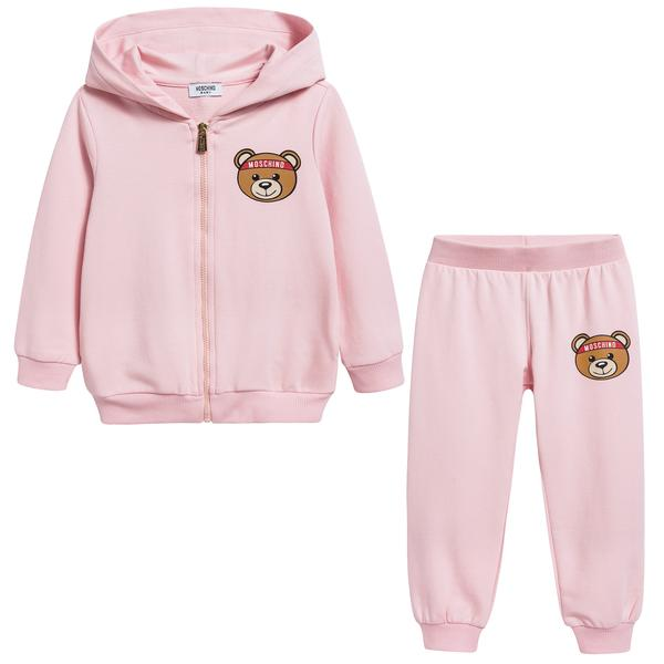 Baby Girls Sweet Rose Cotton Set