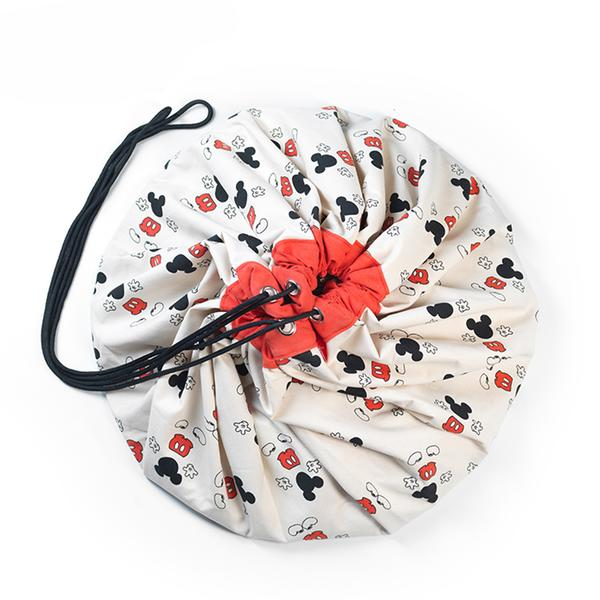 Disney Mickey Red Storage Bag