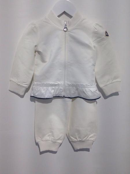 Baby Girls Ivory Cotton Set