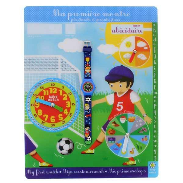 Boys Blue Football Watch(3-6Y)