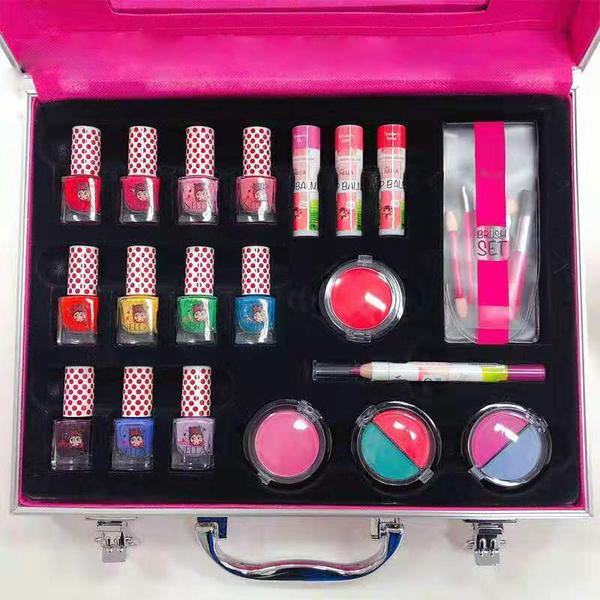 Girls Pink Beauty Case