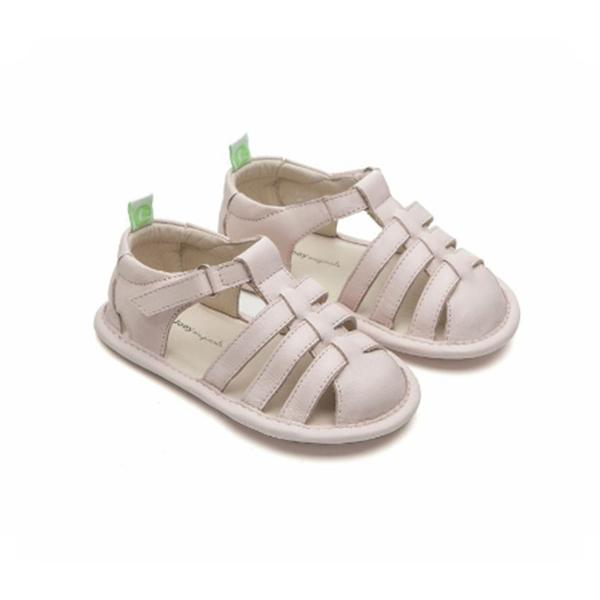 Baby Cotton Candy Leather Sandal
