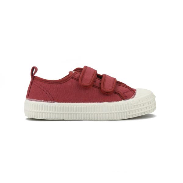 Girls Red Velcro Shoes