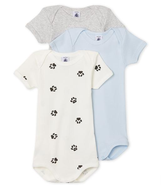 Baby Boys Multicolor Cotton Set
