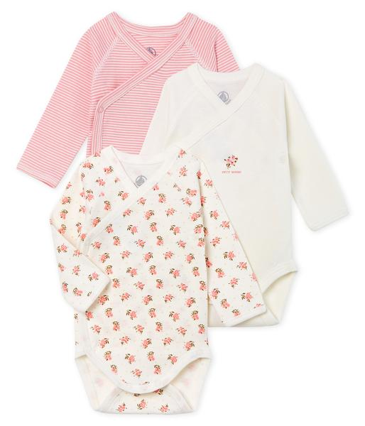 Baby Girls Multicolor Cotton Sets