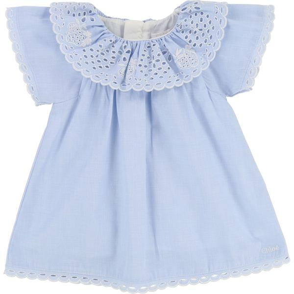 Baby Girls Light Blue Dress