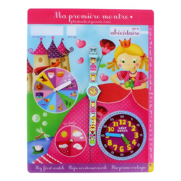 Girls Blue Girls Watch(3-6Y)