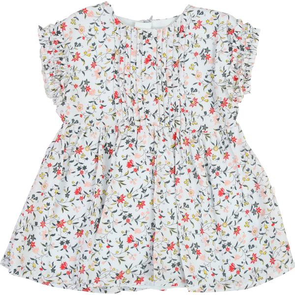 Baby Girls Flowers Dress