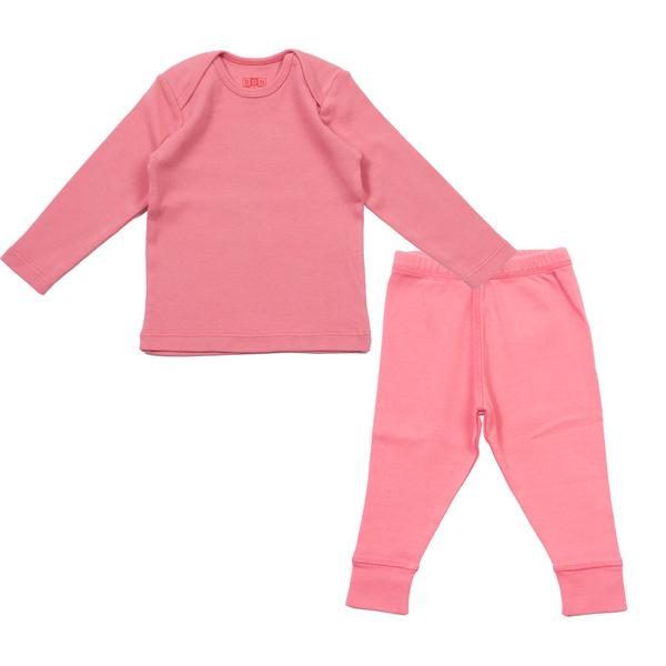 Baby Girls Rose Aux Joues Cotton Set