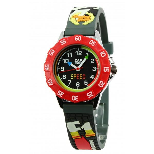 Boys Grey Formnla Watch(6-9Y)