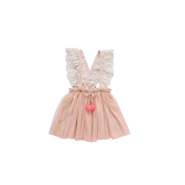 Girls Shamallow Cotton Skirt