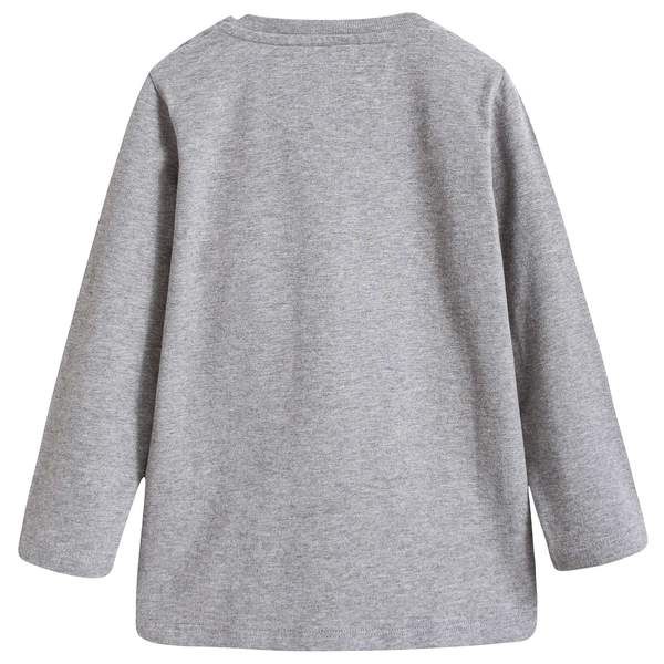 Baby Boys Grey T-shirt