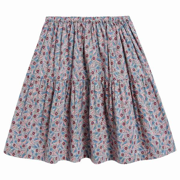Girls Liberty Bramble Cotton Woven Skirt