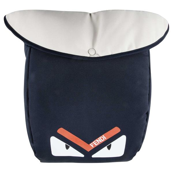 Baby Boys Blue Logo Sleep Bag