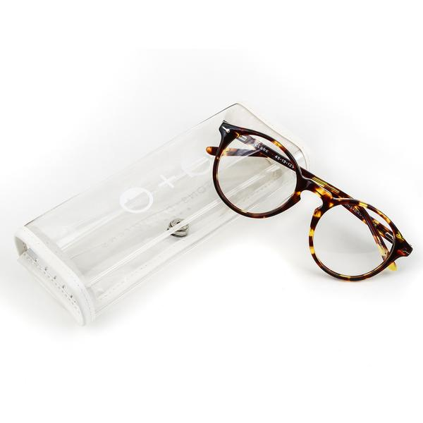 Clark' Tortoise Optical Glasses