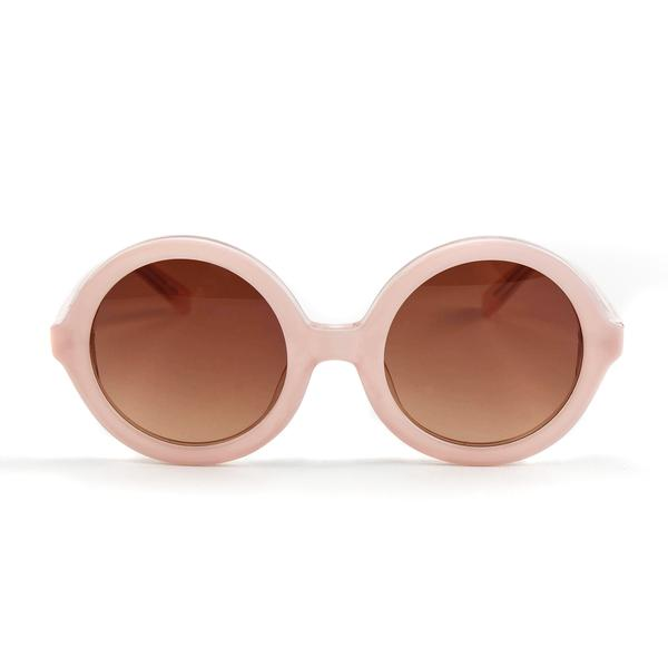 'Lenny' Candy Pink Sunglasses
