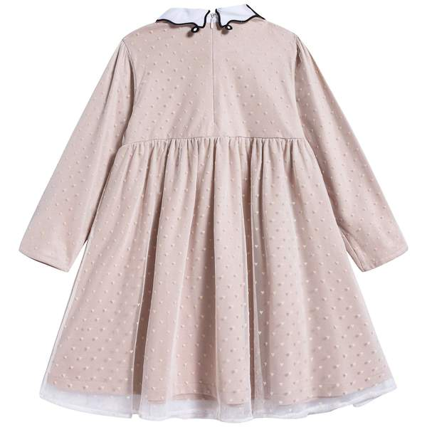 Girls Light Pink Dress