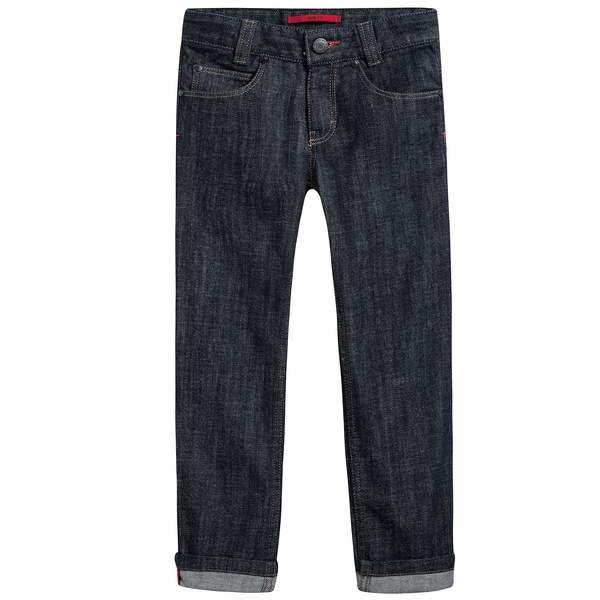 Boys Denim Brut Cotton Trousers