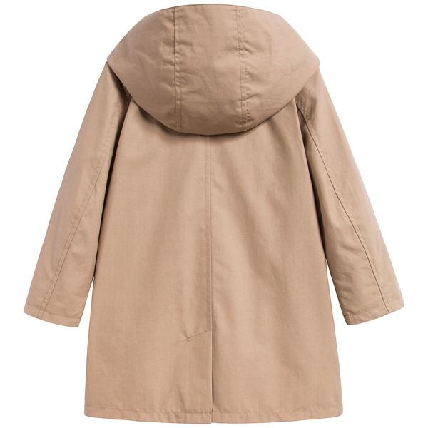 Baby Boys Honey Cotton Coat