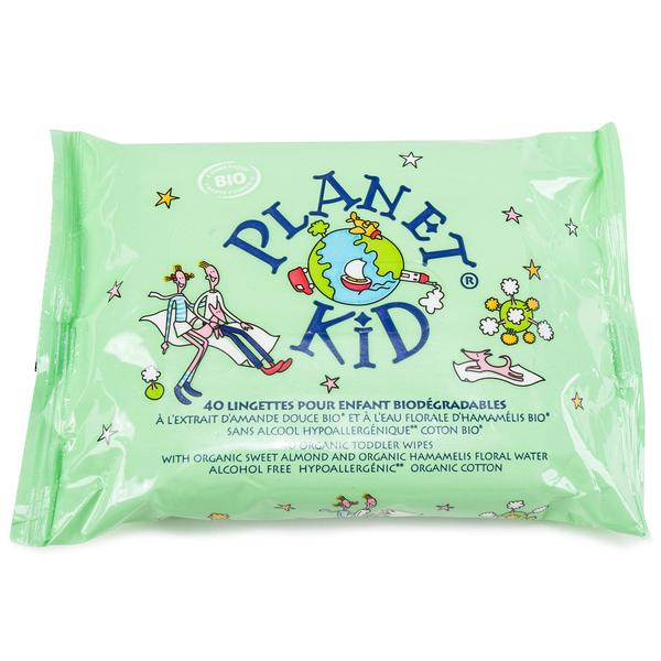 Moisturizing Children's Wipes(40 lingettes)