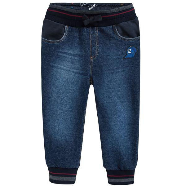 Boys Blue Jeans with Patches