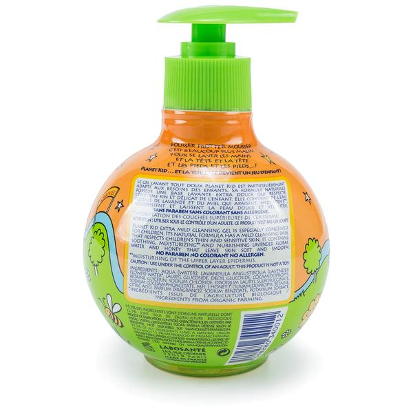 Organic Bath For Children's Honey(300ml)