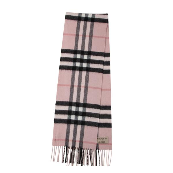 Girls Ash Rose Cashmere Scarves