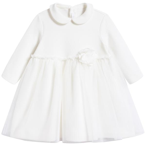 Baby Girls Milk Cotton Dress