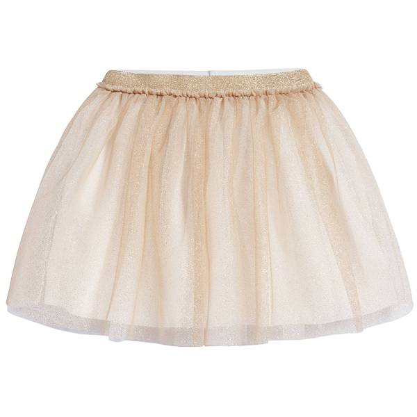 Girls Gold Skirt