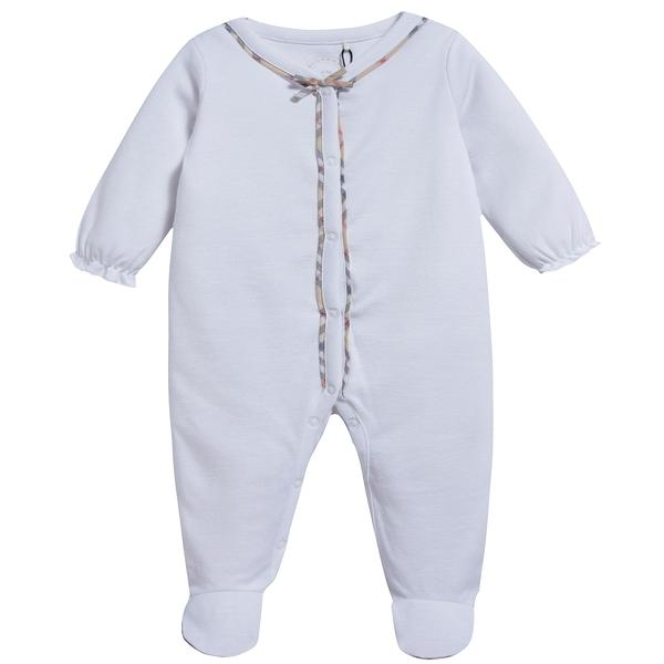 Baby White Cotton Set