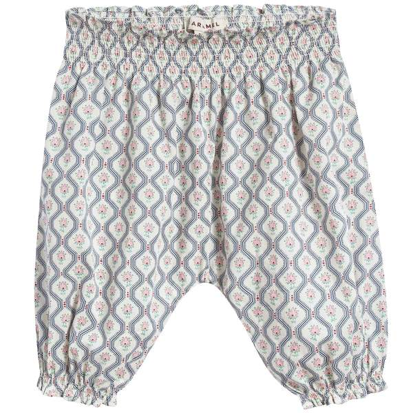 Baby Liberty Glissando Cotton Woven Trousers