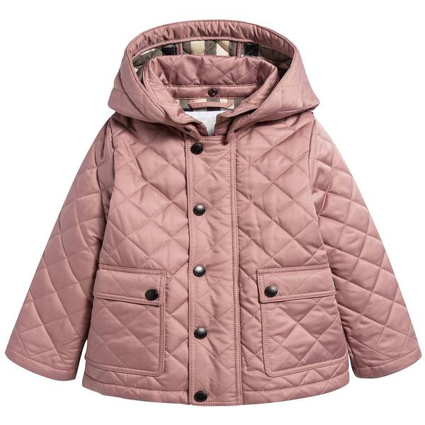 Baby Girls Pale Rose Outerwear