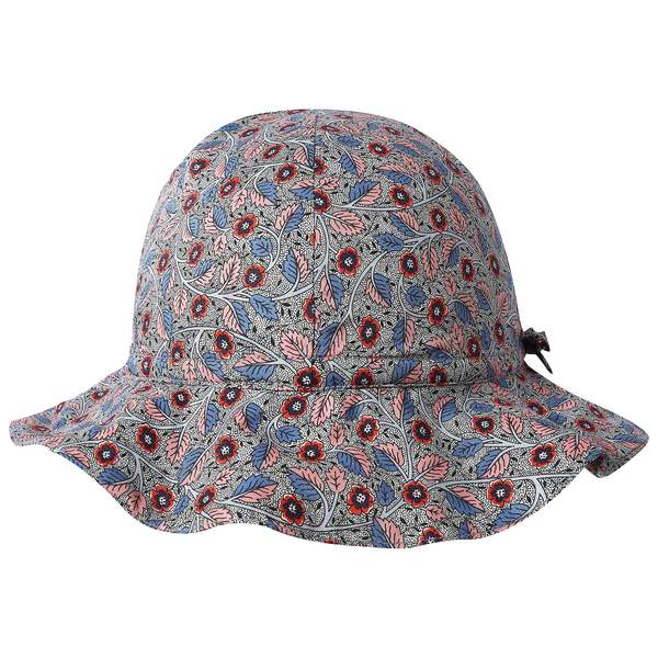Baby Girls Liberty Bramble Cotton Woven Hat