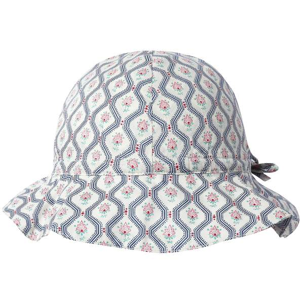 Baby Girls Liberty Glissando Cotton Woven Hat