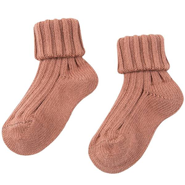 Baby Auburn Cotton Knitwear Socks