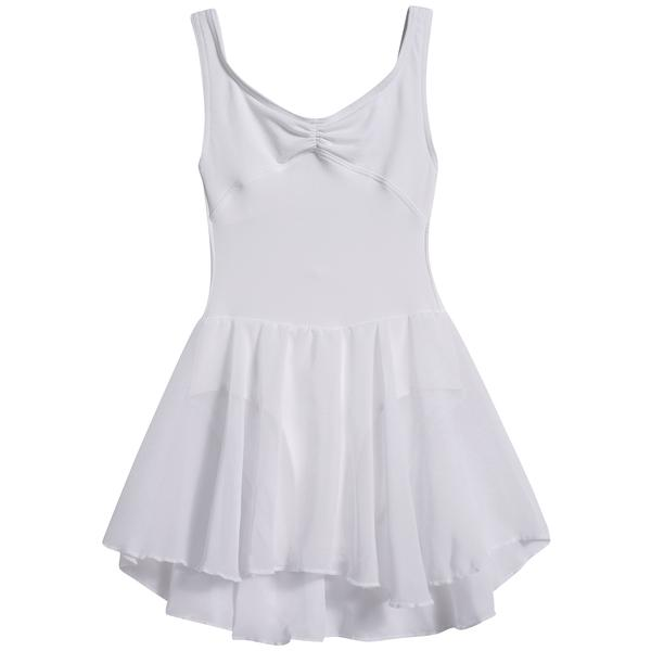 Girls White Dress