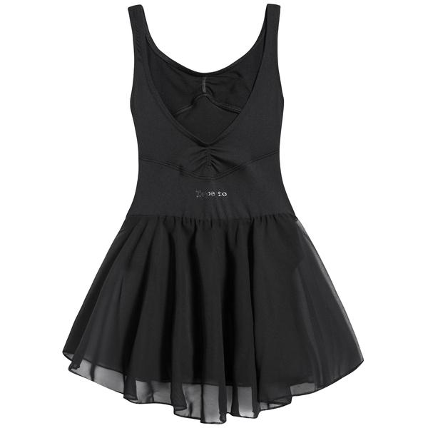 Girls Black Dress
