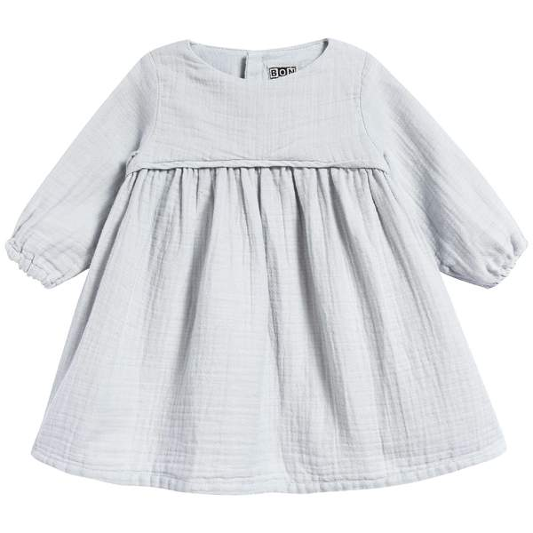 Baby Girls Gris Moon Cotton Dress