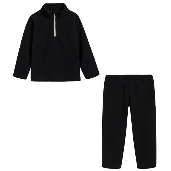 Baby Boys Black Set