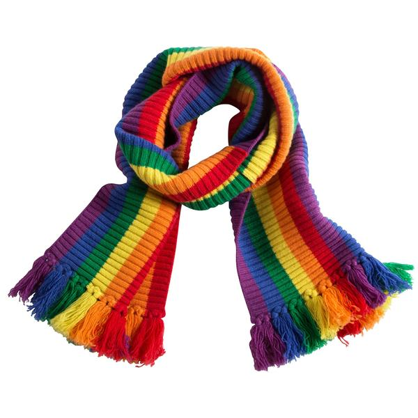 Girls Multicolour Wool Scarves