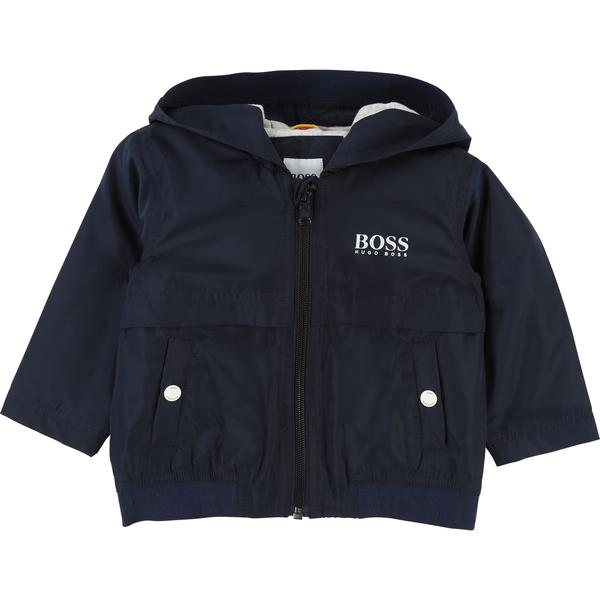Baby Boys Blue Coat