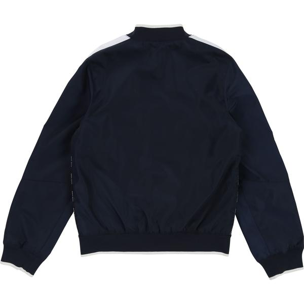 Boys Dark Blue Coat
