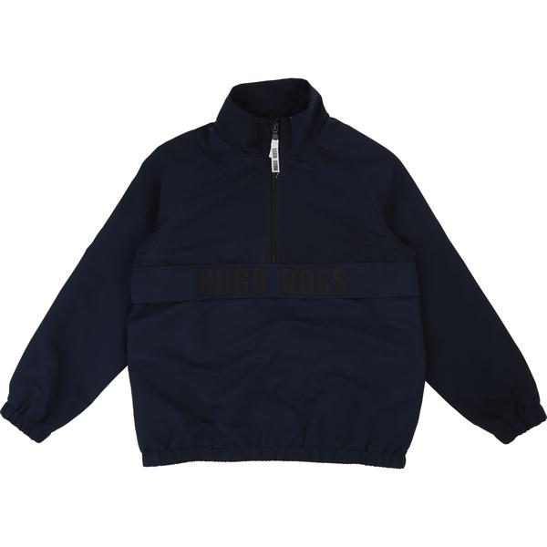 Boys Dark Blue Top