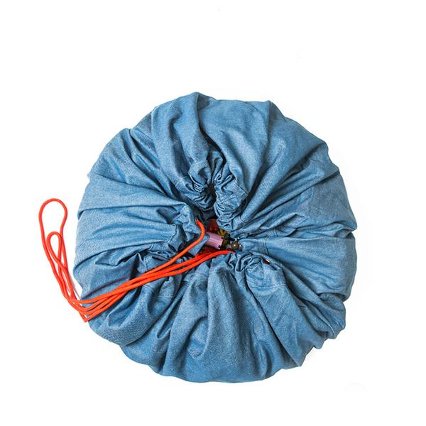 Denim Storage Bag
